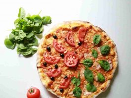 cách làm pizza