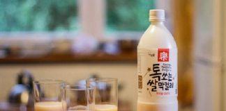 rượu gạo Hàn Quốc
