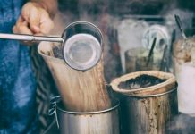 Cà phê vợt
