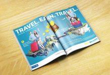 tạp chí du lịch