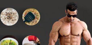 chế độ ăn cho người tập gym giảm cân