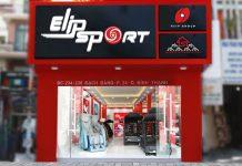 Cửa hàng Elipsport đã có mặt tại 63 tỉnh thành