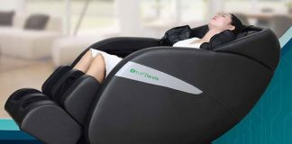 ghế massage hồng ngoại