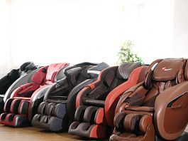 ghế massage nội địa