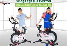 xe đạp thể dục trong nhà