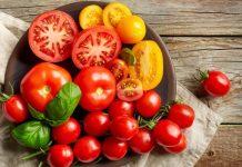 ăn cà chua sống