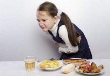 ngộ độc thực phẩm nhẹ