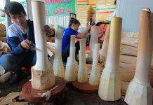 cách bảo quản củ hũ dừa
