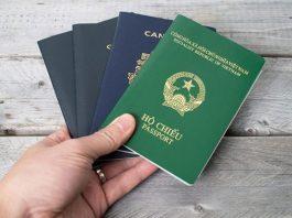 đi làm hộ chiếu cần những gì